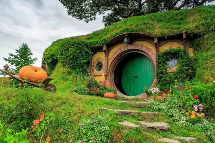 Hobbiton trip - bucket list