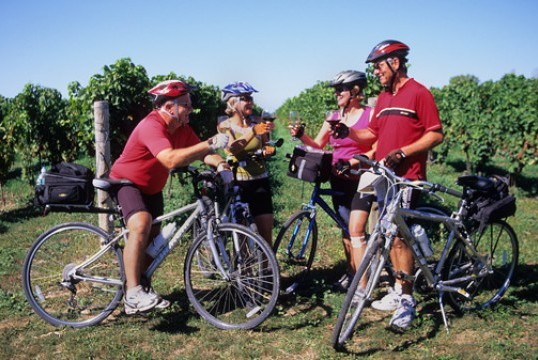 Cycling Wine Tour