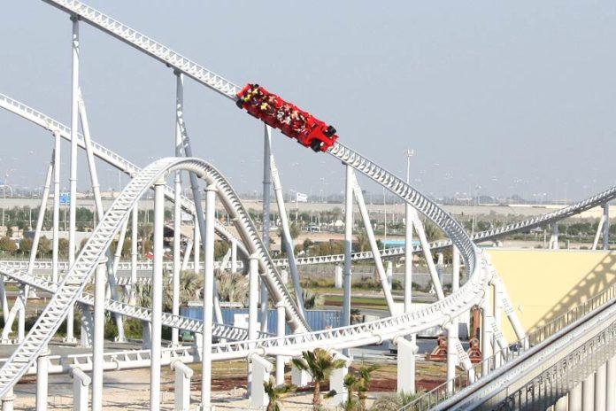 Ride rollercoasters - Formula Rossa