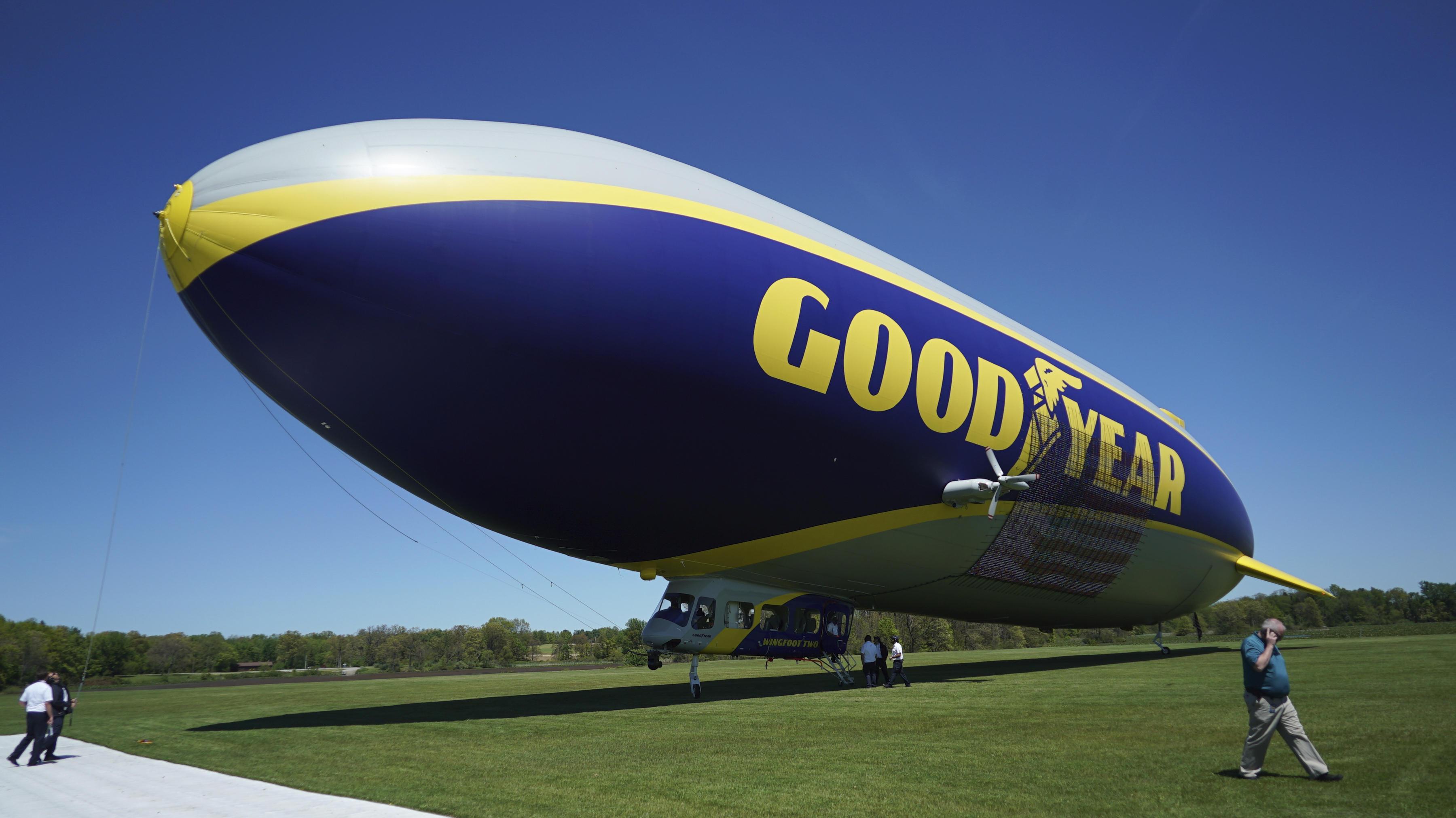 Airship travel