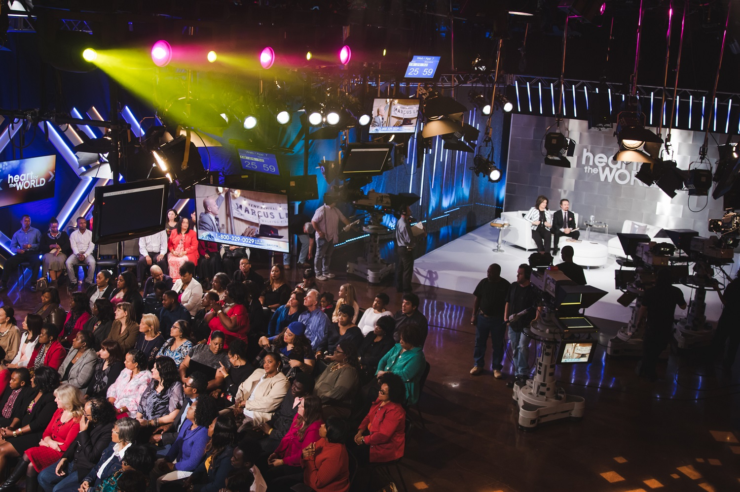 Live Television Audience