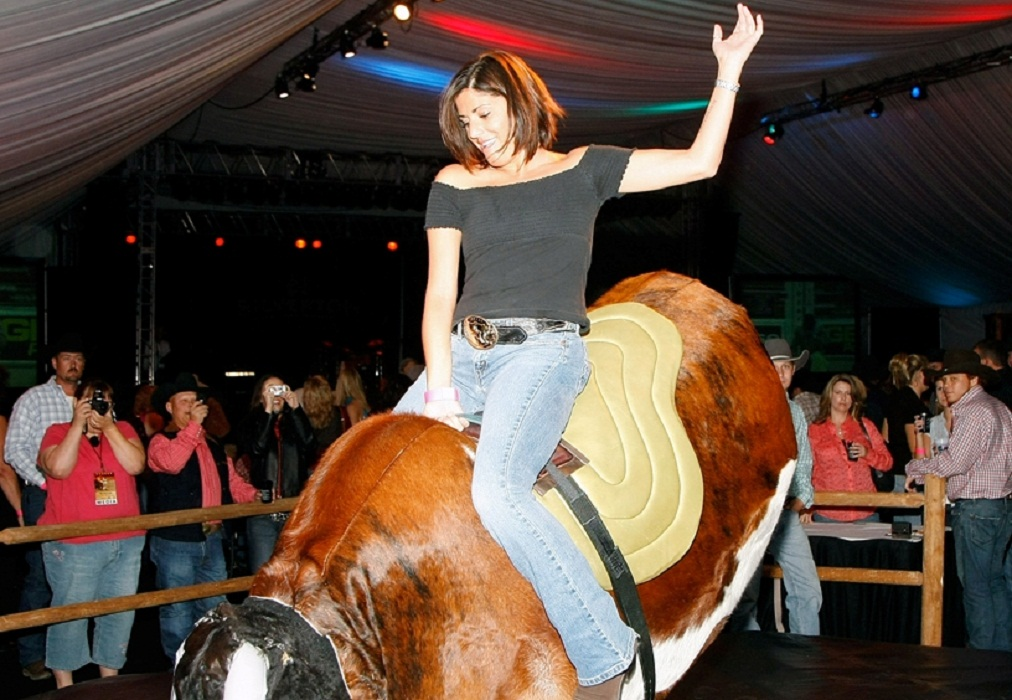 Mechanical Bull Ride