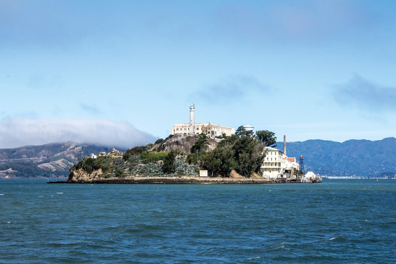 Alcatraz Island Visit