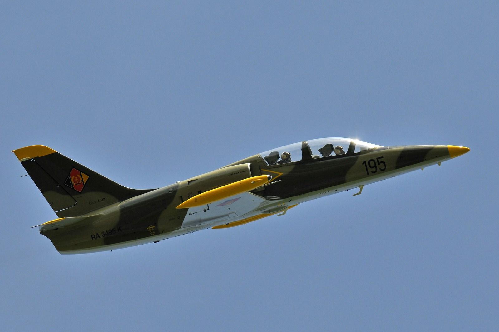 Jet Flighter ride