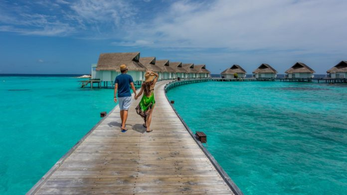 Holiday in Maldives