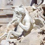 italy-Trevi Fountain