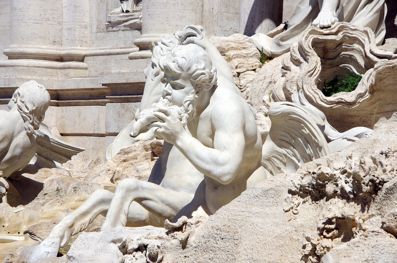 Trevi Fountain Wish