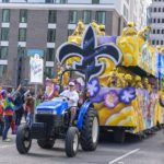 Mardi Gras at New Orleans
