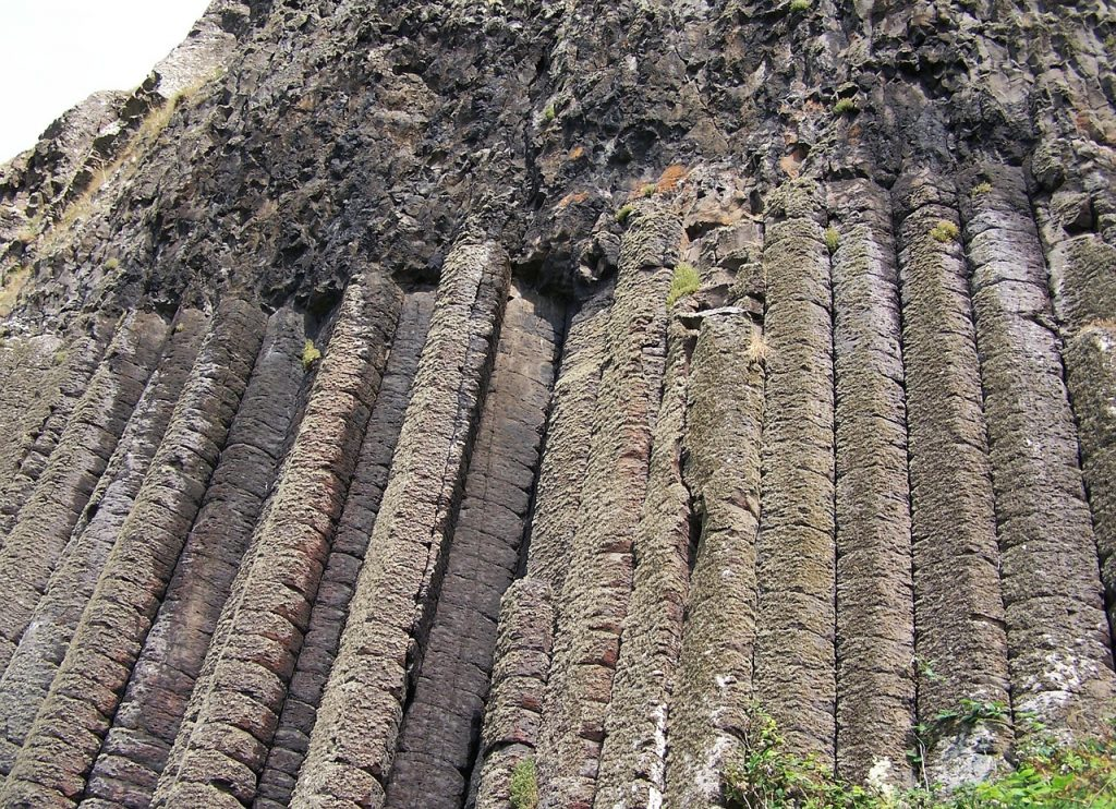 The Mystery of 'Giant's Causeway