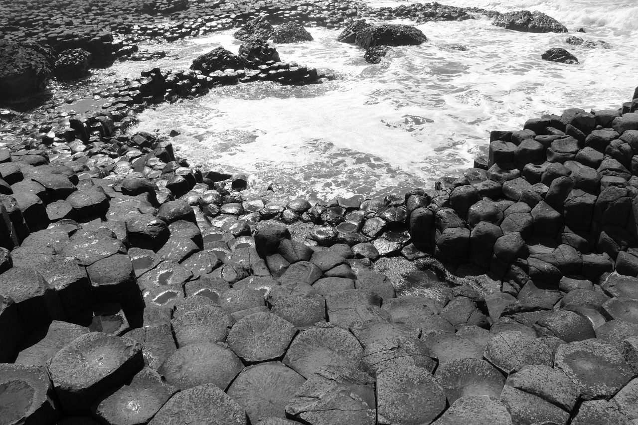 The myth of the Giant's Causeway